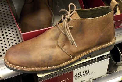 Target Estes Chukka on Dappered.com