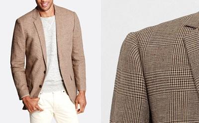 Thompson Linen Cotton Sportcoat on Dappered.com