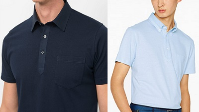 UNIQLO Polos on Dappered.com