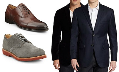 Saks extra 50% off - part of The Thursday Handful on Dappered.com