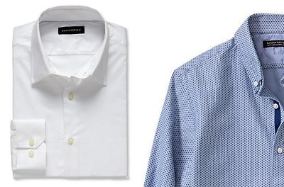 BR slim-fit shirts on Dappered.com