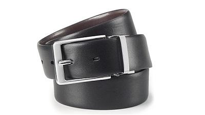 Bloomies reversible belt on Dappered.com