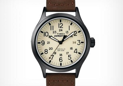 Timex Scout on Dappered.com
