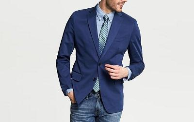 BR Nautical blue blazer on Dappered.com
