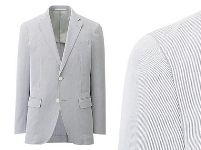uniqlo cordlane jacket on Dappered.com