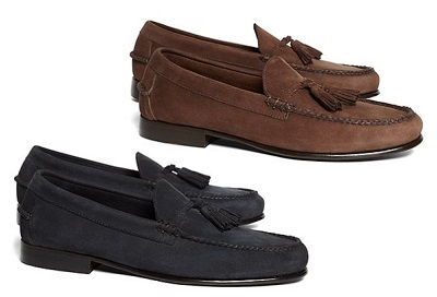 BB Tassel Loafers on Dappered.com