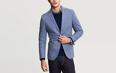 BR Chambray on Dappered.com