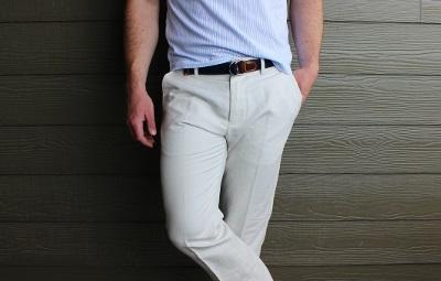 BR Linen Cotton Pants on Dappered.com