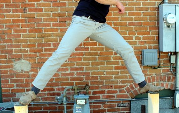 Flexible Bonobos Travel Jeans on Dappered.com