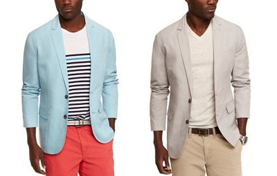 Express deconstructed blazers - part of The Thursday Handful on Dappered.com