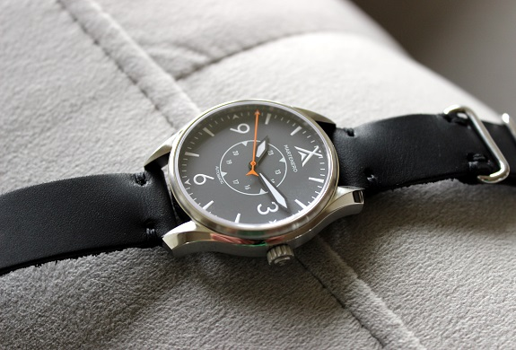 Martenero Ace Watch Review on Dappered.com
