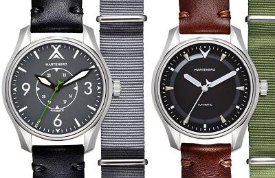 Martenero Watches on Dappered.com