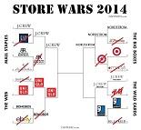 Store Wars 12s