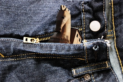 A trojan horse in that denim - The Mailbag on Dappered.com