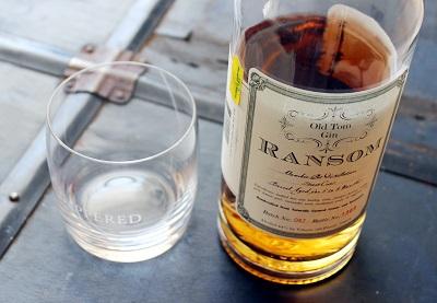 Ransom Old Tom Gin on Dappered.com