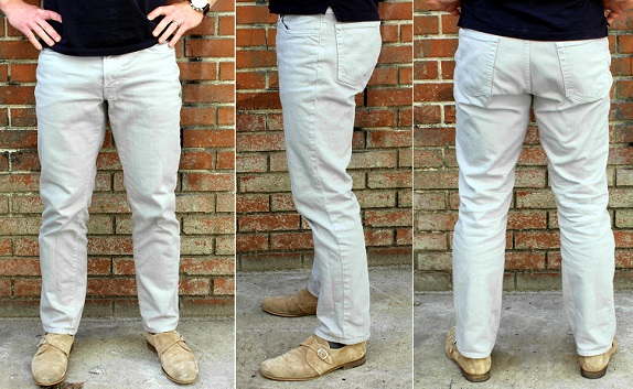 Bonobos Travel Jeans Fit 360 - reviewed on Dappered.com