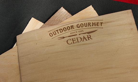 Cedar Wraps on Dappered.com