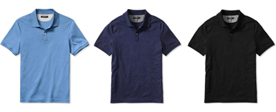 BR Luxe-Touch Polo on Dappered.com