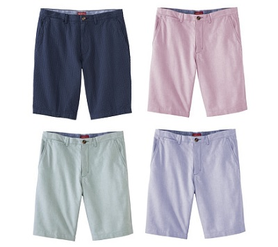 Merona Shorts - part of this month's Most Wanted Affordable Style on Dappered.com