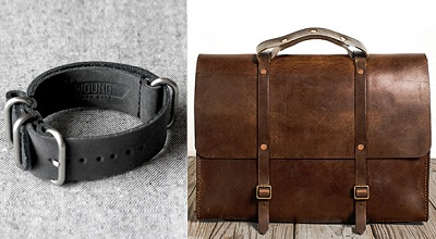 Huckberry Made in the USA event - part of The Thursday Handful on Dappered.com