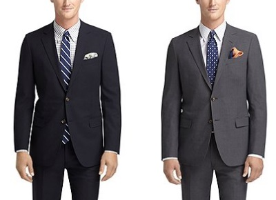 Brooks Brothers CoolSuits on Dappered.com