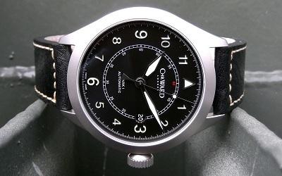 CWard MK1 Black on Dappered.com