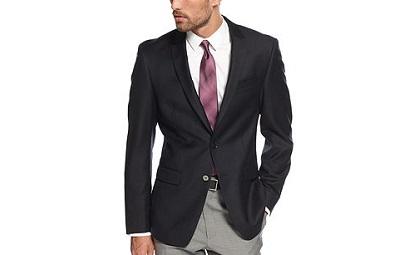 DKNY Extra Slim Fit Blazer