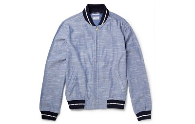 Gant Chambray Var Jacket on Dappered.com