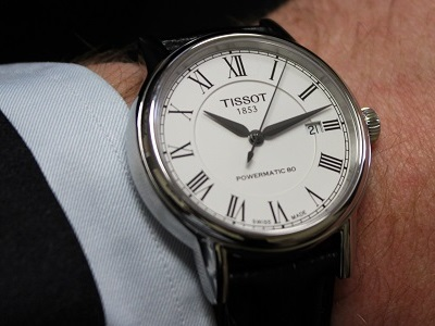 Tissot Carson on Dappered.com