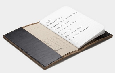 WORD notebook covers - part of The 10 Best Bets for $75 or less on Dappered.com