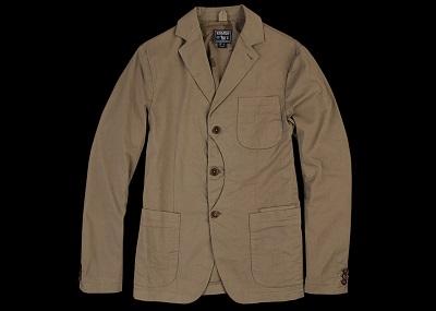 Woolrich hunting blazer on Dappered.com