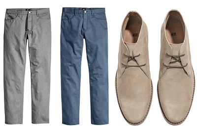 H&M Big Sale -  part of The Thursday Handful on Dappered.com