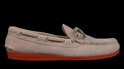 Quoddy Canoe Shoe on Dappered.com