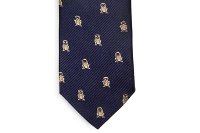 BB Three Wise Monkeys Tie on Dappered.com