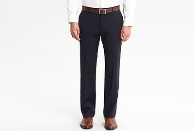 BR Wool Suit Trouser on Dappered.com