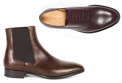 Jack Erwin Fall Arrivals - Autumnal Temptations on Dappered.com