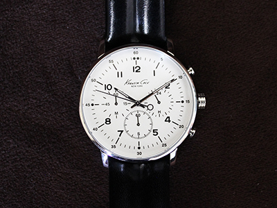 Kenneth Cole Iconic Chrono on Dappered.com