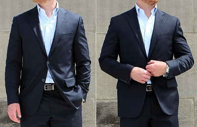 MW Abboud - Top 10 Affordable Navy Suits on Dappered.com