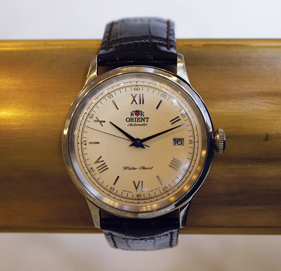A review of the new Orient Bambino on Dappered.com
