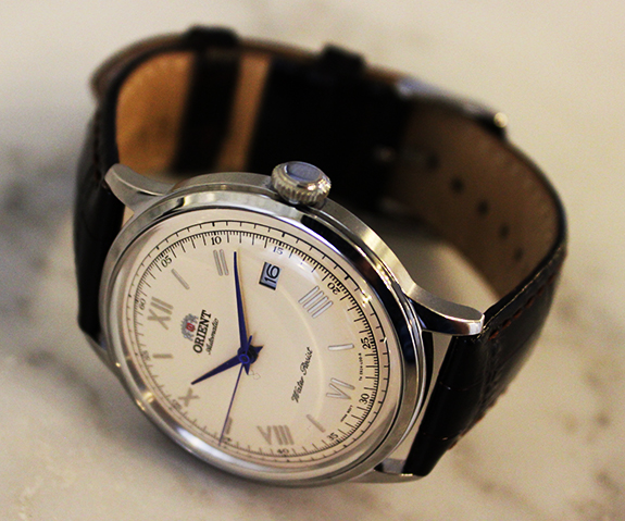 The new Orient Bambino on Dappered.com