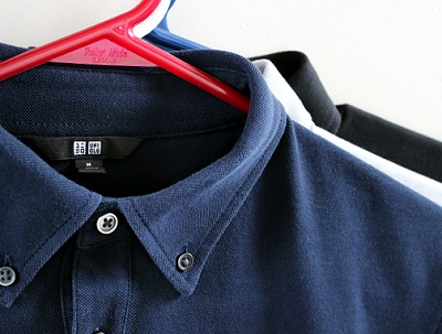 UNIQLO button down polos - part of The Thursday Handful on Dappered.com