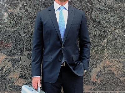 Bonobos Suit - Top 10 Affordable Navy Suits on Dappered.com