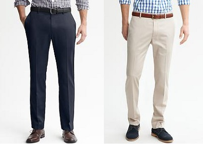 BR Cotton Dress Pant on Dappered.com
