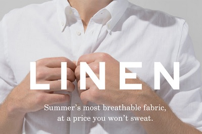 Everlane Slim Fit Linen - part of The Thursday Handful on Dappered.com