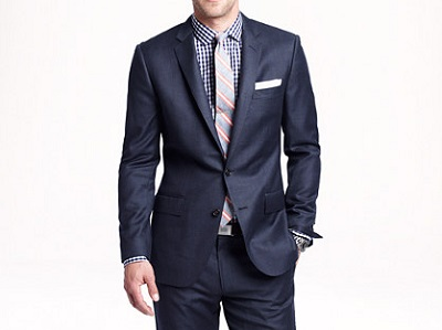 Ludlow - Top 10 Affordable Navy Suits on Dappered.com