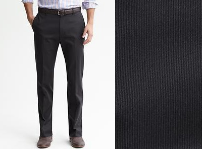 BR Tailored Slim Charcoal Pant on Dappered.com