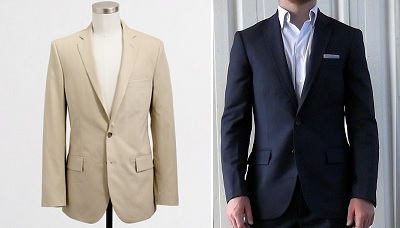 Thompson Suits on sale - part of The Thursday Handful on Dappered.com