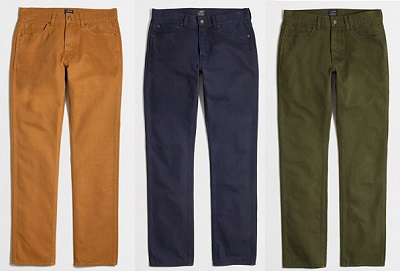 JCF Sutton Jean - Autumnal Temptations on Dappered.com