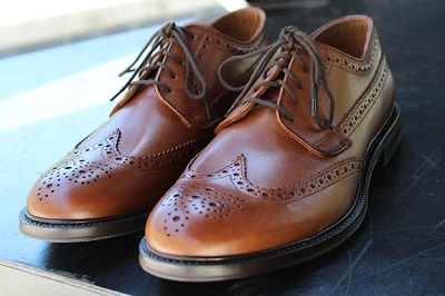 JCP Logan Wingtip - Autumnal Temptations on Dappered.com